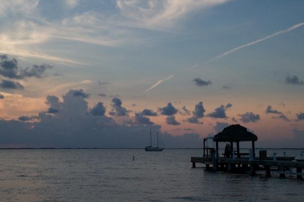 Key Largo... beautiful sunset
